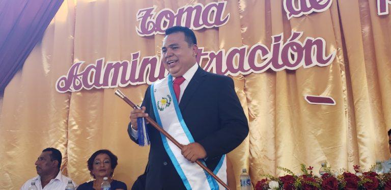 Nuevo alcalde de Ocos