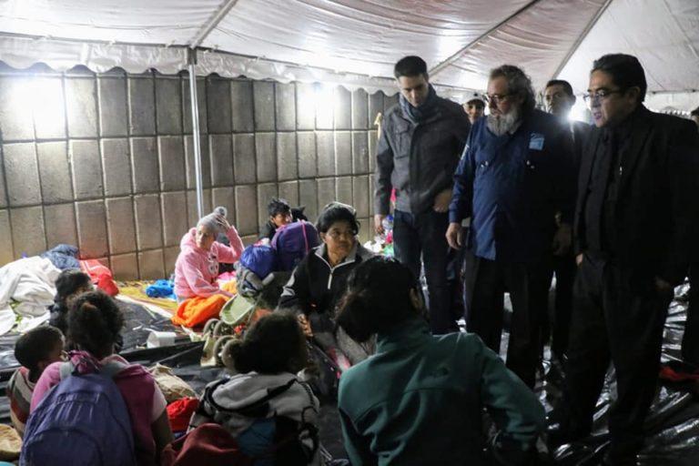 La Casa del Migrante ha brindado atención a 599 personas