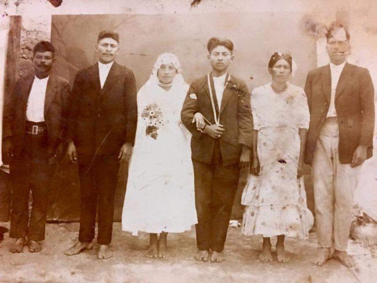 HUEHUETENANGO  1920 foto del recuerdo