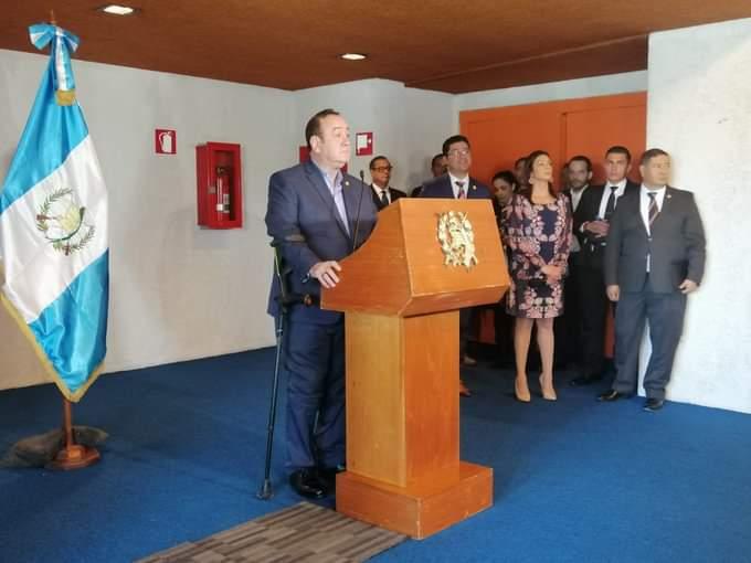 """Presidente electo Alejandro Giammattei, """"NO ve con buenos ojos el descanso para el sector público"""""""