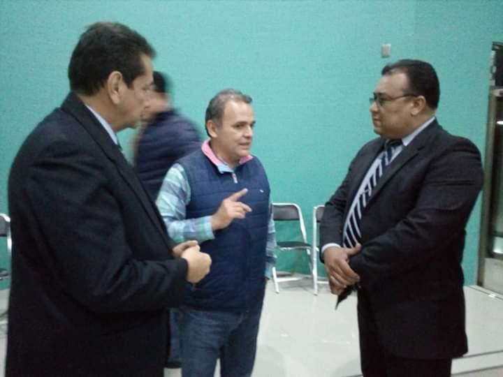 MEXICO Vice Consul guatemalteco gestiona intercambio de experiencias con ingenieros