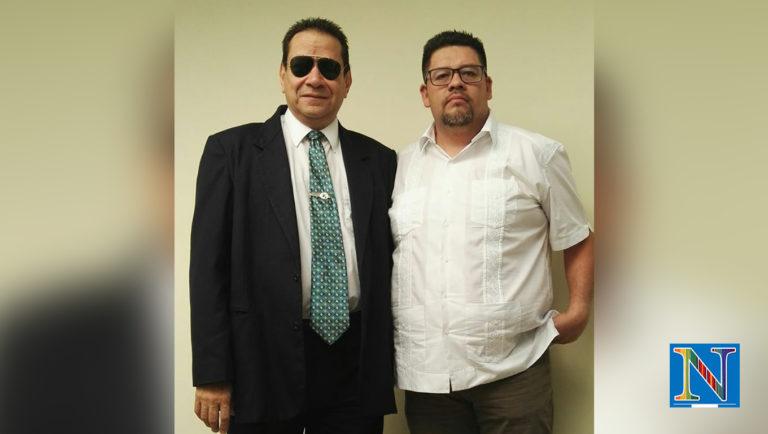 MÉXICO VICECÓNSUL DE GUATEMALA Realiza platicas con director de hospital general y protección civil