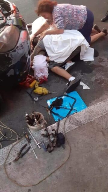 GUATEMALA Balas perdidas provocan muerte de familia